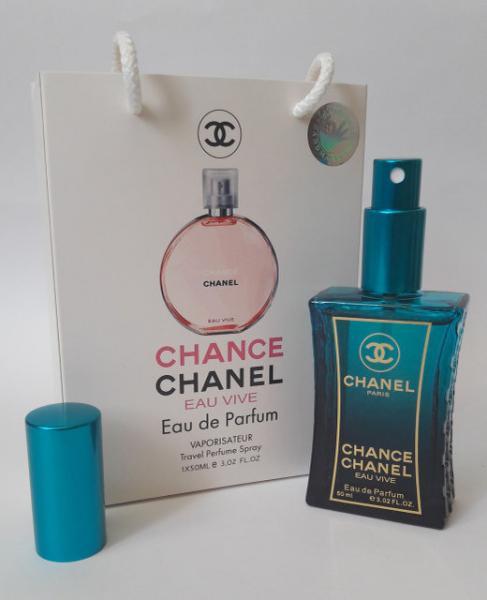 Chanel Chance Eau Vive в подарочной упаковке 50 мл