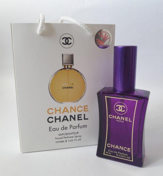 Chanel Chance EDP в подарочной упаковке 50 ml