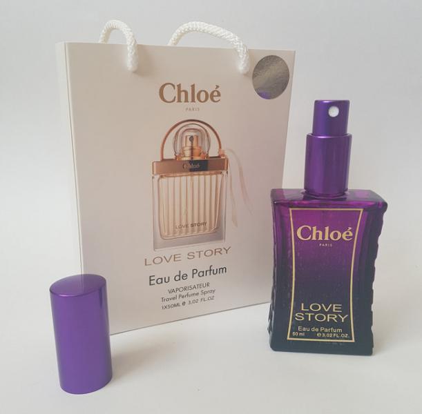 Chloe Love Story в подарочной упаковке 50 ml