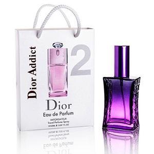Фото Парфюмы в подарочной упаковке. 50мл, Женские Christian Dior Addict 2 в подарочной упаковке 50 ml