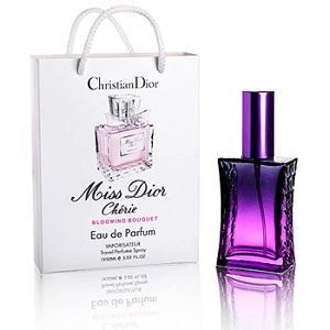 Фото Парфюмы в подарочной упаковке. 50мл, Женские Christian Dior Miss Dior Cherie Blooming Bouquet в подарочной упаковке 50 ml