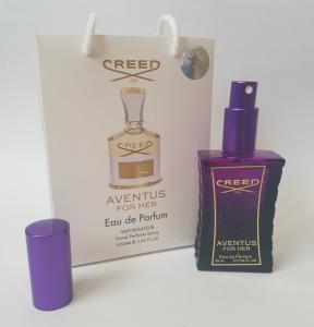 Фото Парфюмы в подарочной упаковке. 50мл, Женские Creed Aventus for Her в подарочной упаковке 50 ml