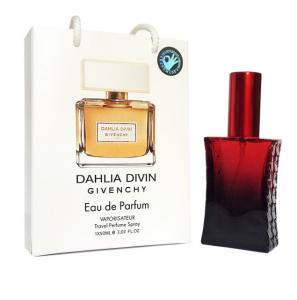 Фото Парфюмы в подарочной упаковке. 50мл, Женские Givenchy Dahlia Divin в подарочной упаковке 50 ml
