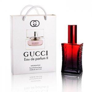 Фото Парфюмы в подарочной упаковке. 50мл, Женские Gucci Eau de Parfum 2 в подарочной упаковке 50 ml