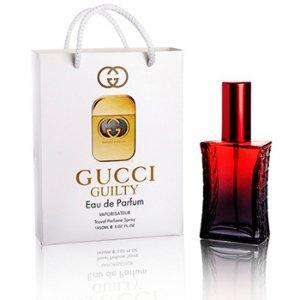 Фото Парфюмы в подарочной упаковке. 50мл, Женские Gucci Guilty Pour Femme в подарочной упаковке 50 ml