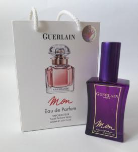 Фото Парфюмы в подарочной упаковке. 50мл, Женские Guerlain Mon Guerlain в подарочной упаковке 50 ml