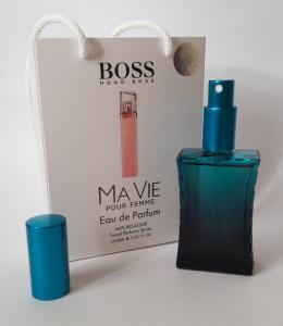 Фото Парфюмы в подарочной упаковке. 50мл, Женские Hugo Boss Boss Ma Vie Pour Femme в подарочной упаковке 50 ml