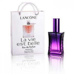 Фото Парфюмы в подарочной упаковке. 50мл, Женские Lancome La Vie Est Belle в подарочной упаковке 50 ml