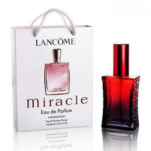 Фото Парфюмы в подарочной упаковке. 50мл, Женские Lancome Miracle Pour Femme в подарочной упаковке 50 ml