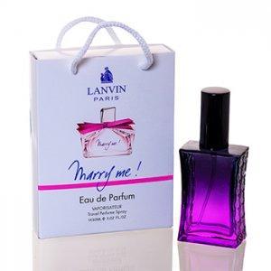 Фото Парфюмы в подарочной упаковке. 50мл, Женские Lanvin Marry Me! в подарочной упаковке 50 ml