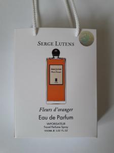 Фото Парфюмы в подарочной упаковке. 50мл, Женские Serge Lutens Fleurs d'Oranger в подарочной упаковке 50 мл