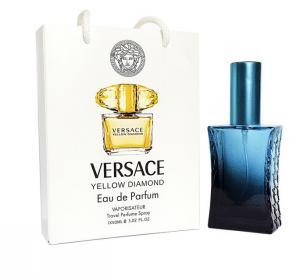 Фото Парфюмы в подарочной упаковке. 50мл, Женские Versace Yellow Diamond в подарочной упаковке 50 ml