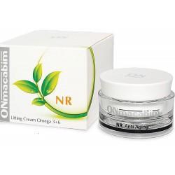 Фото Професcиональная косметика для домашнего ухода, ONmacabim Крем регенерант, восстанавливающий ONmacabim NR Lifting Cream Omega 3+6 (50мл)