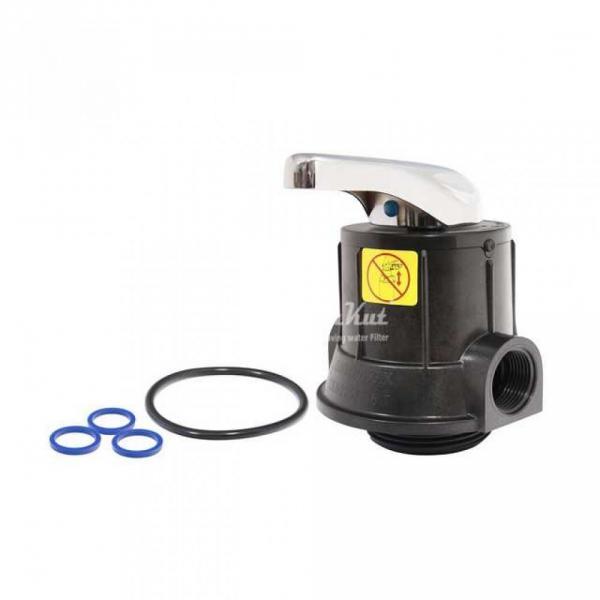 """Многоходовой ручной клапан(безреагентный)TMF-56F для 12""""52 коллоны"""