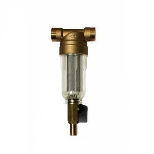 Фото Механические фильтры Фильтр для холодной воды самопромывной (аналог хонивела) FF06-1/2» AA