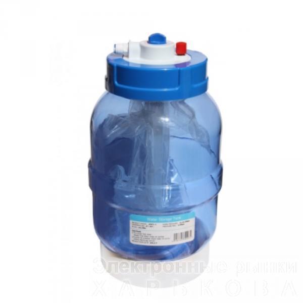 Накопительный прозрачный бак на 2,5G; SMTK-8 - Накопительные баки для воды под фильтры на рынке Барабашова