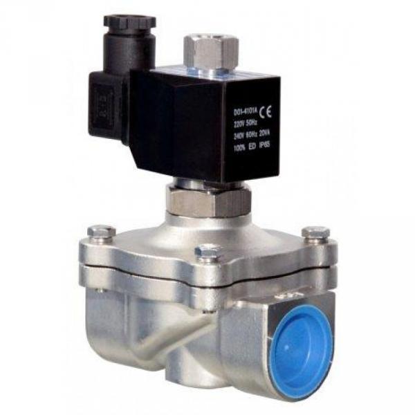 """Соленоидный электромагнитный клапан SPF-23 1""""; 220V(нормально открытый)"""