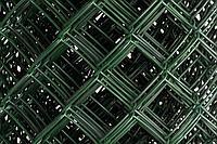 Сетка рабица с пвх полимерным покрытием