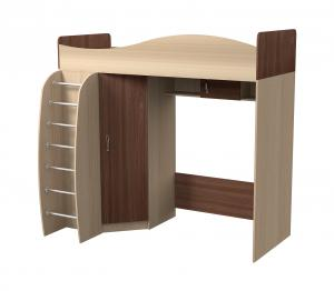 Кровать двухъярусная Алешка (Премиум)
