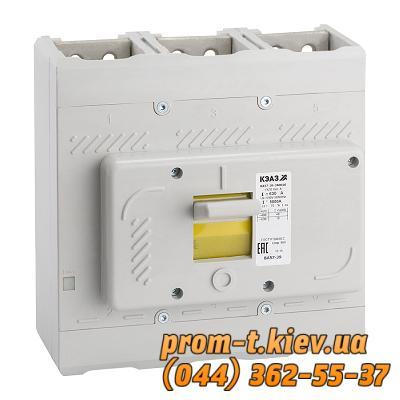 Фото Автоматические выключатели для защиты от перегрузок и короткого замыкания электрической цепи, Автоматический выключатель серии ВА Автомат ВА 57-39
