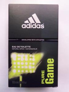 Фото Туалетная вода, Туалетная вода мужская Туалетная вода для мужчин ADIDAS Fure Game 100мл