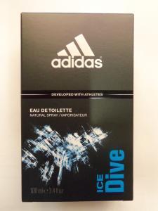 Фото Туалетная вода, Туалетная вода мужская Туалетная вода для мужчин ADIDAS Ice Dive 100мл