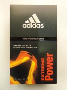 Фото Туалетная вода, Туалетная вода мужская туалетная вода мужская ADIDAS EXTREME POWER, 100 мл.