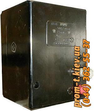 Фото Автоматические аппараты для защиты от перегрузок и короткого замыкания электрической цепи, Автоматический выключатель серии АП  Автомат АП-50 (2МТ)