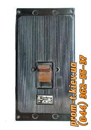 Фото Автоматические выключатели для защиты от перегрузок и короткого замыкания электрической цепи, Автоматический выключатель серии А Автомат А 3134