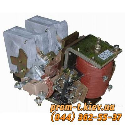 Фото Крановое электрооборудование, Контактор КТПВ Контактор КТПВ-623