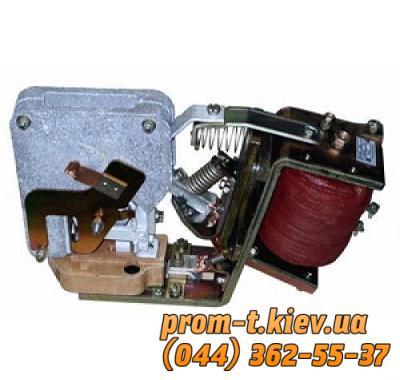 Фото Крановое электрооборудование, Контактор КПВ Контактор КПВ-602