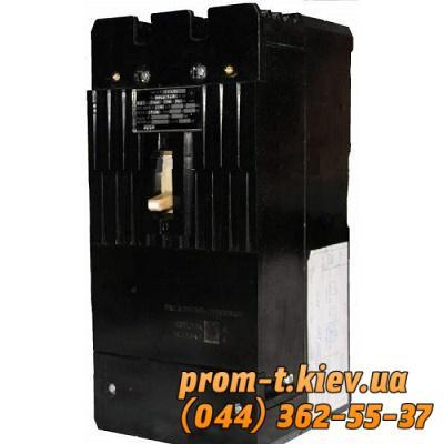 Фото Автоматические выключатели для защиты от перегрузок и короткого замыкания электрической цепи, Автоматический выключатель серии А Автомат А 3736