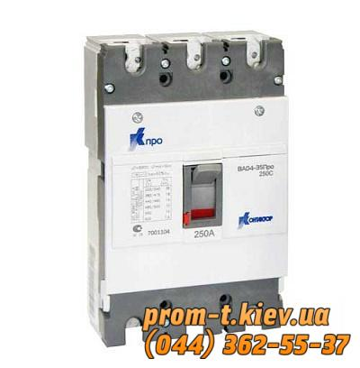 Фото Автоматические выключатели для защиты от перегрузок и короткого замыкания электрической цепи, Автоматический выключатель серии ВА Автомат ВА 04-31, ВА 04-35 Про