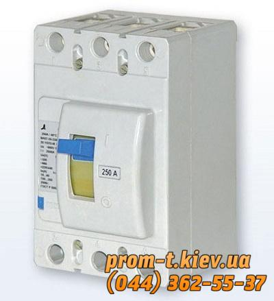 Фото Автоматические выключатели для защиты от перегрузок и короткого замыкания электрической цепи, Автоматический выключатель серии ВА Автомат ВА 52-35