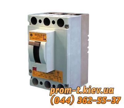 Фото Автоматические выключатели для защиты от перегрузок и короткого замыкания электрической цепи, Автоматический выключатель серии ВА Автомат ВА 59-35