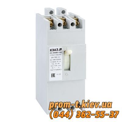 Фото Автоматические аппараты для защиты от перегрузок и короткого замыкания электрической цепи, Автоматический выключатель серии АЕ Автомат АЕ-2066