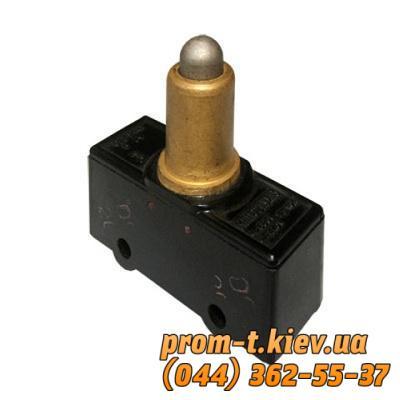 Фото Выключатели концевые, путевые, переключатели, посты кнопочные, кнопки, тумблеры, Микропереключатель МП Микропереключатель МП 1102