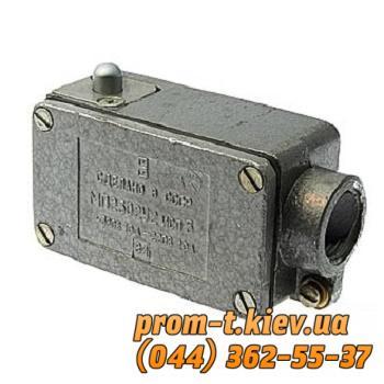 Фото Выключатели концевые, путевые, переключатели, посты кнопочные, кнопки, тумблеры, Микропереключатель МП Микропереключатель МП 2302