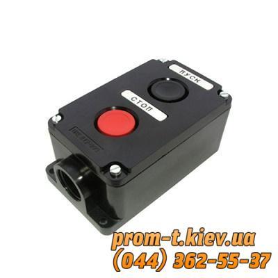 Фото Выключатели концевые, путевые, переключатели, посты кнопочные, кнопки, тумблеры, Пост кнопочный ПКЕ Пост кнопочный ПКЕ 212-2