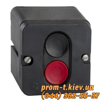 Фото Выключатели концевые, путевые, переключатели, посты кнопочные, кнопки, тумблеры, Пост кнопочный ПКЕ Пост кнопочный ПКЕ 712-2