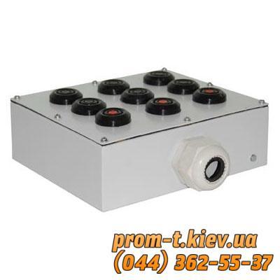 Фото Выключатели концевые, путевые, переключатели, посты кнопочные, кнопки, тумблеры,  Пост кнопочный ПКУ Пост кнопочный ПКУ 15-21-331