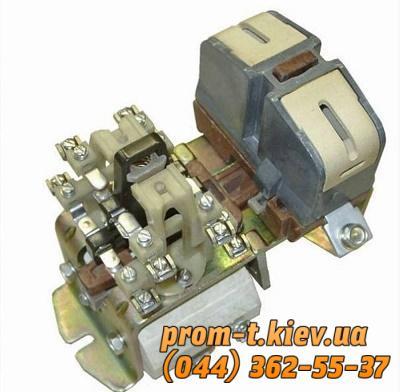 Фото Контакторы электромагнитные постоянного и переменного тока, Контактор МК Контактор МК 1-66
