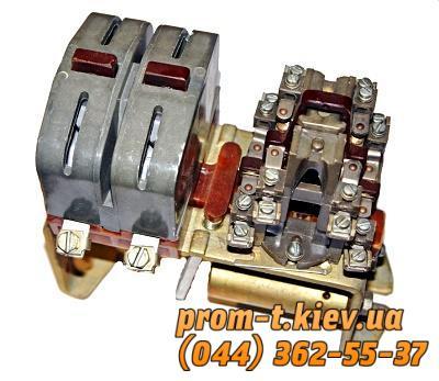 Фото Контакторы электромагнитные постоянного и переменного тока, Контактор МК Контактор МК 4-20