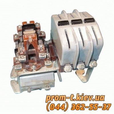 Фото Контакторы электромагнитные постоянного и переменного тока, Контактор МК Контактор МК 1-30