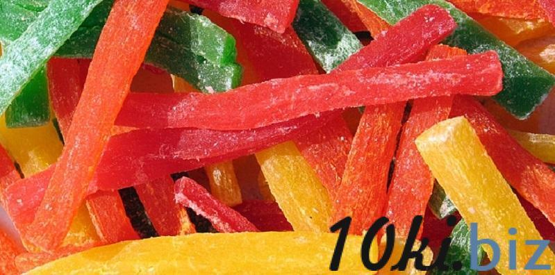 Купить цукаты папайя оптом