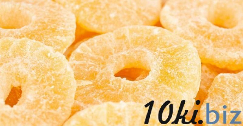 Купить цукаты из ананаса оптом купить в Харькове - Хлебобулочные, кондитерские изделия