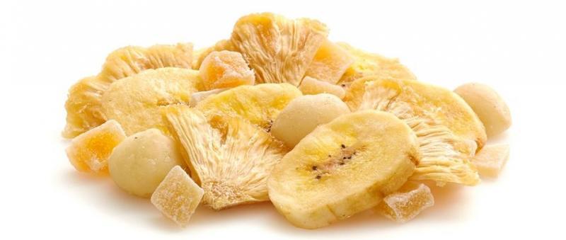 Купить цукаты из банана оптом