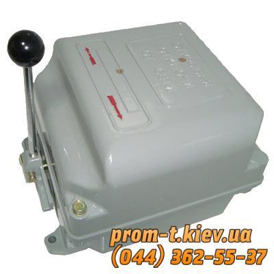 Фото Крановое электрооборудование, Командоконтроллер КП Командоконтроллер КП-1214