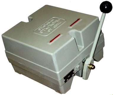 Командоконтроллер ККП-1207