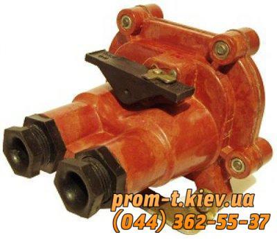 Фото Крановое электрооборудование, Выключатель КУ Кнопка управления КУ-91